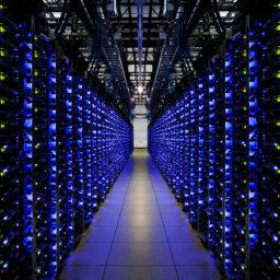Serveurs utilisés pour stocker les données de l'IOT et du Big Data